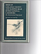 Birds of Leelanau County and Sleeping Bear…