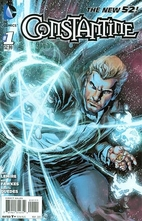 Constantine (2013- ) #1 by Jeff Lemire