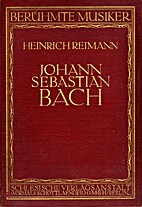 Johann Sebastian Bach by Heinrich Reimann
