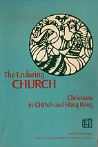 The enduring church : Christians in China…