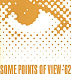 Some Points of View - '62 (San…