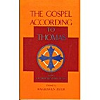 The Gospel According to Thomas: With…
