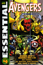 Essential Avengers, Volume 4 by Roy Thomas