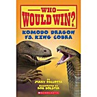 Who Would Win? Komodo Dragon vs. King Cobra…
