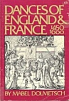 Dances of England and France from 1450 to…