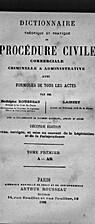 Dictionnaire théorique et pratique de…
