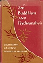 Zen Buddhism and Psychoanalysis by Erich…