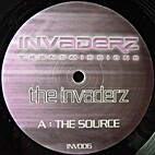 The Source [b/w] The Harps by The Invaderz