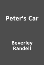 Peter's Car by Beverley Randell