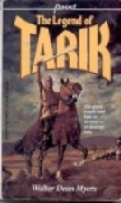 The Legend of Tarik by Walter Dean Myers