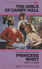 Princess Who? by Emily Chase