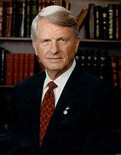 Author photo. Wikipedia (U.S. Congressional Portrait)