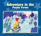 Adventure in the Purple Forest by Michele…
