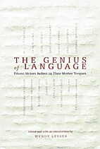 The Genius of Language: Fifteen Writers…