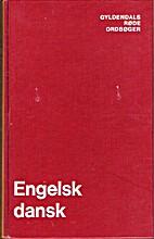 Engelsk-dansk ordbog by Jens Axelsen