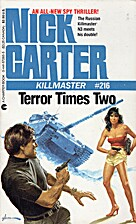 Terror Times Two by Nick Carter