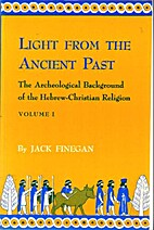 Light from the ancient past; the…