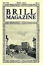 Brill Magazine, vol. VIII, n° 5 by J.G.…