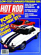 Hot Rod 1981-03 (March 1981) Vol. 34 No. 3