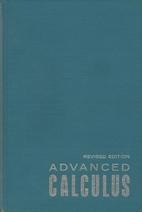 Advanced Calculus by Jane Cronin-Scanlon