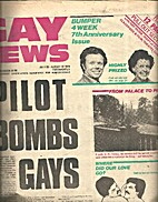 Gay News (Issue #172) A Guide to Gay…