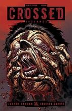 Crossed Badlands #57 Torture cover by Justin…