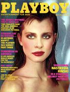 Playboy Magazine ~ May 1983 (Nastassja…