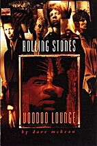 Rolling Stones: Voodoo lounge by Dave McKean