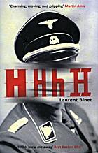 HHhH: A Novel by Laurent Binet