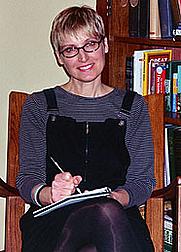 Author photo. Courtesy of Shelley Swanson Sateren
