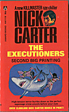 The Executioners by Nick Carter