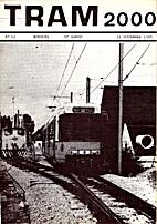 Tram 2000 n° 52 - 15 novembre 1985 by…