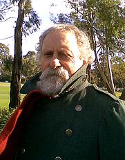 Author photo. Australian National University Emeritus Faculty