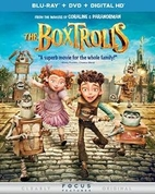 The Boxtrolls [2014 film] by Graham Annable