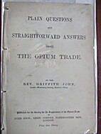 Plain questions and straightforward answers…
