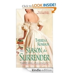 Season for Surrender by Theresa Romain
