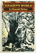 Tolkien's World by Randel Helms
