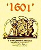1601 by Mark Twain