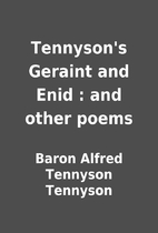 Tennyson's Geraint and Enid : and other…