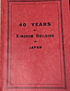 Year Book and Minutes of the Japan Mission…