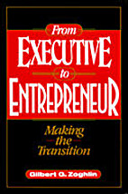 From executive to entrepreneur : making the…