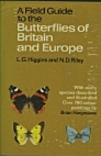 A field guide to the butterflies of Britain…