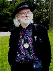 Author photo. Karl Dallas
