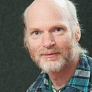 Author photo. Simon Lamb