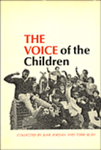 The voice of the children by June Jordan