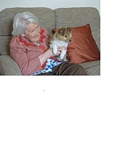 Author photo. From Herald Scotland obit
