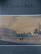 Clandon Park, Surrey by National Trust…