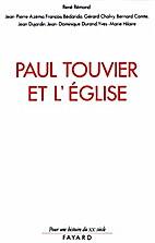 Paul Touvier et l'église, rapport de la…