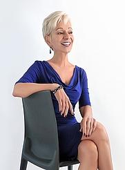 Author photo. Angel Cicerone Author, Speaker, Consultant