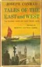 Tales of the East and West by Joseph Conrad